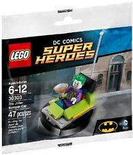 Lego DC Comics Super Heroes The Joker Bumper Car 30303 Polybag Sealed