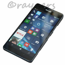 "(Ex. Display) Microsoft Lumia 950 Black Sim Free | 5.2"" 20MP 32GB 3GBRam Win10"