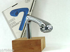 "3T stem EVOL 2002 1"" quill 130mm 3ttt Professional Vintage Racing Bicycle NOS"