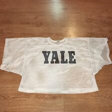 VTG Yale Bulldogs Practice Style Football Jersey Ivy League Mens Large/XL