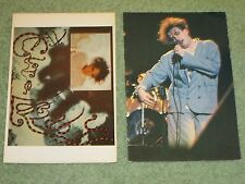 THE CURE ~ 2 retro/Vintage 1980s/1990s POSTCARD Collection!