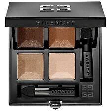GIVENCHY PALETTE PRISME QUATUOR  INTENSE & RADIANT 4 EYESHADOW  #9 DELICATE  NEW