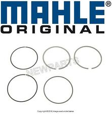 BMW e38 740i 740iL e39 540i x5 4.4i Piston Ring Set 91.99 mm Standard Mahle NEW