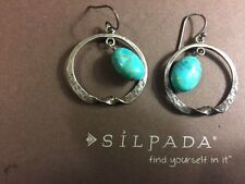 Silpada Sterling Earrings