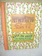 OVER THE RIVER AND THROUGH THE WOODS ILLUSTRATED BY MARY ENGELBREIT 1994 BOOK