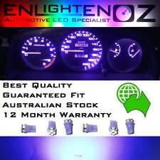 Purple UV LED Dash Gauge Light Kit - Subaru Impreza WRX 1994 - 1998 GC GF GM
