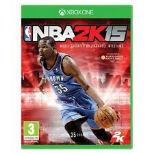 NBA 2K15 Xbox One Game Brand New