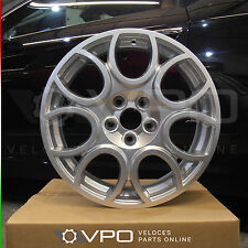 ALFA ROMEO 159 BRERA SPIDER GENUINE ORIGINAL ALLOY WHEEL 156071309