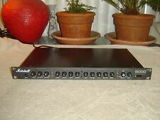 Marshall 9001, Series 9000, Tube Guitar Preamp, Vintage Rack