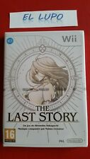 THE LAST STORY WII NINTENDO NEUF SOUS BLISTER VERSION FRANCAISE