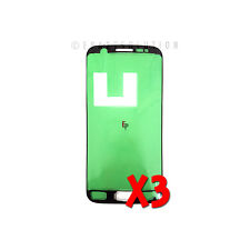 3X Samsung Galaxy S7 G930 LCD Pre-Cut Adhesive Sticker Double Sided Tape USA