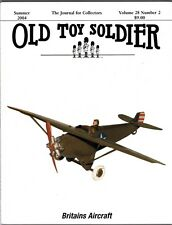 [56413] OLD TOY SOLDIER JOURNAL FOR COLLECTORS SUMMER 2004 Vol. 28, No. 2