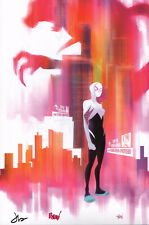 Jason Latour & Robbie Rodriguez SIGNED Spider Gwen Comic Art Print / Spiderman