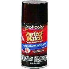 Duplicolor BTY1620 For Toyota Code 3Q2 Black Garnet Pearl Aerosol Spray Paint