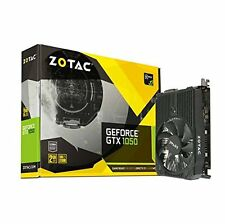 Zotac GeForce GTX 1050 Graphic Card - 1.35 GHz Core - 1.46 GHz Boost Clock - 2