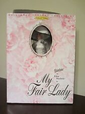 Barbie as Eliza Doolittle My Fair Lady Debut at Ascot Hollywood Legends in Box
