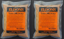 2 Bags of Texas BBQ Jerky Seasoning and Spice with Cure Seasons 40 Lbs - # 402