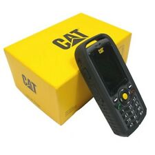 Caterpillar B25 Unlocked Military Grade Cell Phone GSM Sim Black IP67 Phone