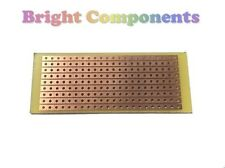3 x Stripboard (Vero Strip Prototyping Board) 25mm x 64mm - UK - 1st CLASS POST