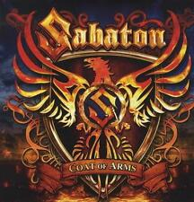 Sabaton Coat Of Arms, CD /2010/10 Songs/neu OVP