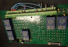 CIRCUIT CONTACT BOARD 418445-001 K ABB Robot Safety Control Interface.