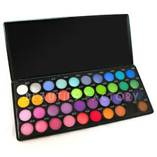 40 Colour Eye Shadow Makeup Cosmetic Shimmer Matte Eyeshadow Palette Set #23F