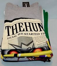 THE HUNDREDS LOT OF 12 SHIRTS NWT. SIZE SMALL