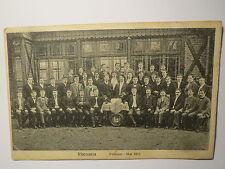 Lipsia-connessione Rhenania-febbraio-maggio 1911 gruppi immagine/Studentika