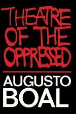 Theatre of the Oppressed by Augusto Boal (1993, Paperback)