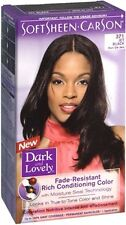Dark and Lovely Fade Resistant Rich Color, No. 371 Jet Black 1 ea (9 pack)
