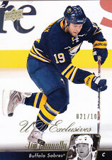 10-11 Upper Deck Tim Connolly /100 UD Exclusives