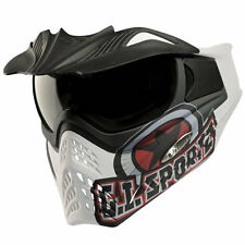 Vforce Grill Special Edition Mask / Goggle - GI Logo White - Paintball