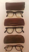 Vintage/Antique 1950's Glasses x 3 Pairs (A53)