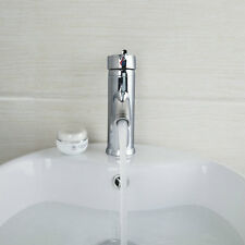 e-pack New Chrome Classic Bathroom Single Lever Basin Sink Water Mixer Tap
