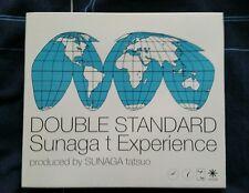 Sunaga T Experience - Double Standard CD (2003) Japanese Jazz, Sunaga Tatsuo