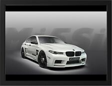 "HAMANN BMW M5 MISSION A3 FRAMED PHOTOGRAPHIC PRINT 15.7"" x 11.8"""