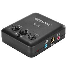 Neewer External USB Sound Card + Free Drive Design for Singing Recording Music