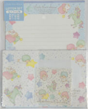 Letter Set Little Twin Stars Unicorn White with Sticker Sanrio Paper Stationery