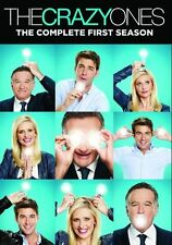 Crazy Ones: The Complete First Season 1 - Region Free DVD - Sealed