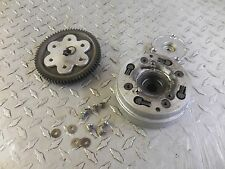 1981 HONDA ATC 70 CLUTCH BASKET ASSY OEM STOCK USED PARTS ONLY SEE NOTES BELOW