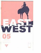2 Image Comic Books East of West # 5 America's Got Powers # 7 Hickman Ross WM7