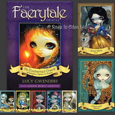 *FAERYTALE ORACLE* Strangeling Tarot By Jasmine Becket-Griffith & Lucy Cavandish