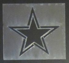 NFL DALLAS COWBOYS STAR STENCIL ** FREE USA S&H