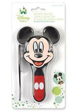 New Mickey Mouse Brush & Comb Set, Baby Shower, Diaper Cake