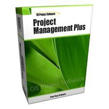 Logiciel de gestion de projet 2007 pour Microsoft Windows