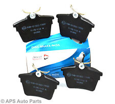 Genuine Allied Nippon Citroen C5 Peugeot 407 607 Rear Brake Pads New