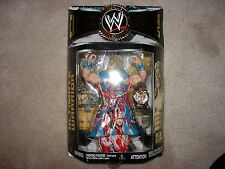 WWE Classic Superstars 12 Ultimate Warrior MOC Figure, Mattel Elite, WWF, WCW