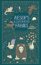 Aesops Illustrated Fables (Barnes & Noble Leatherbound Classic Collection) (Lea.