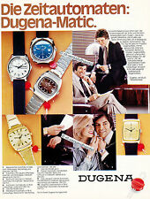 Dugena-Matic-1975-Reklame-Werbung-genuine Advertising- nl-Versandhandel
