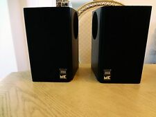 Miller & Kreisel M&K SS-150 THX  DIPOLE/ TRIPOLE SURROUND SPEAKERS  BLACK / NEW
